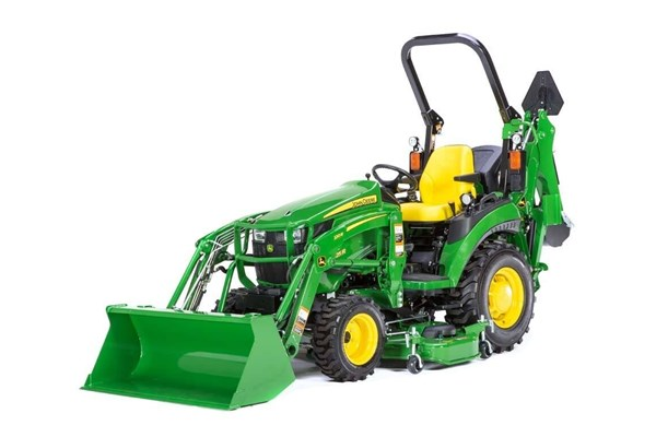 2025R Compact Tractor Photo