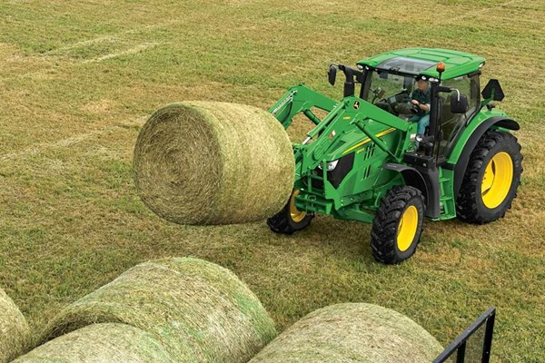 AB12 Series Bale Spears Photo