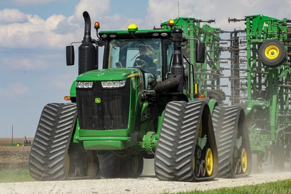 9570RX Tractor Photo