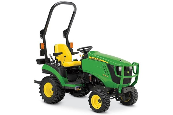 1025R Sub-Compact Tractor Photo