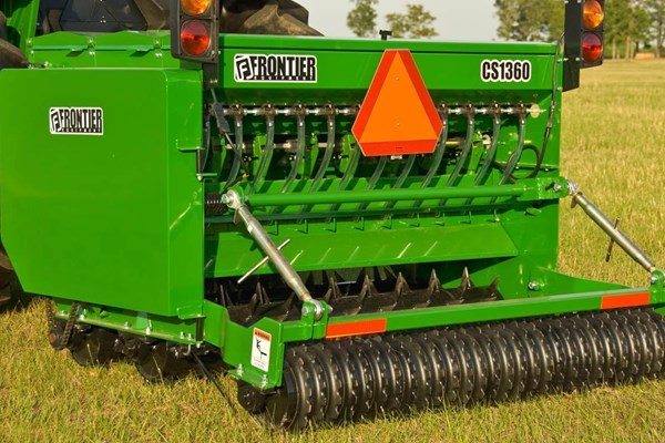 CS13 Series Conservation Seeders Photo