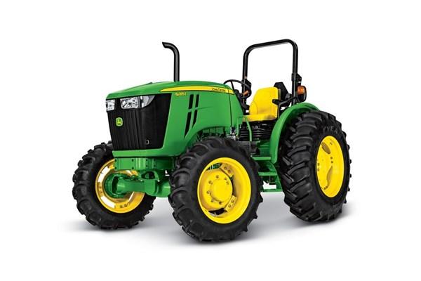 5085E Utility Tractor Photo