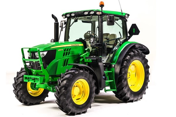 6110R Utility Tractor Photo