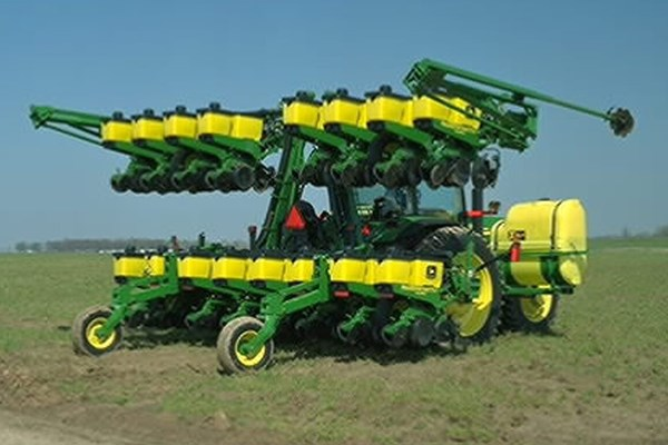 1725 Integral Stack-Fold Planter Photo
